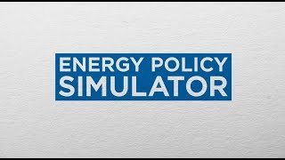 Explore Canada's Energy Policy Simulator