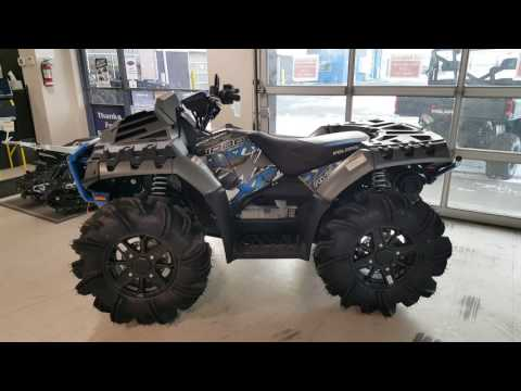 2017 Polaris Sportsman XP 1000 High Lifter Edition