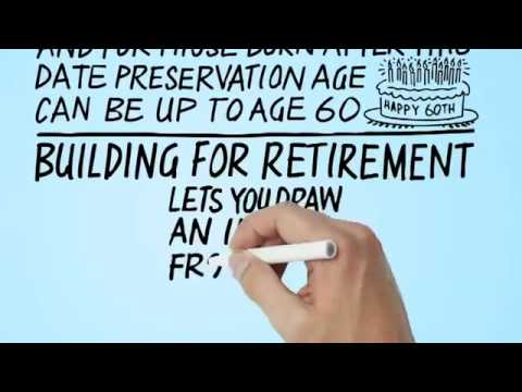 Building for retirement