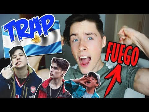 ESPAÑOL reacciona al TRAP ARGENTINO **Duki, Lit Killah, Paulo Londra**
