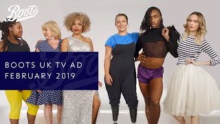 Boots | TV advert | It's not just how it makes you look - skincare