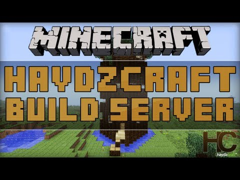 HaydzCraft Build Server! *Official Release* - Smashpipe Games