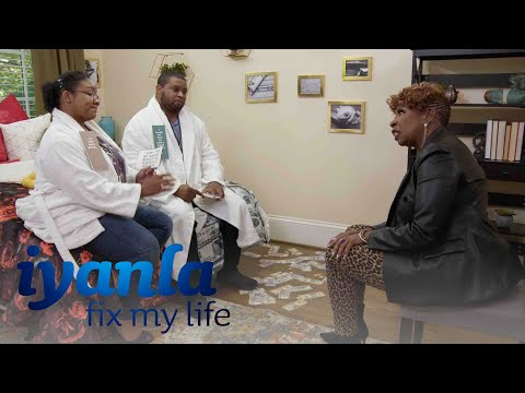 "Iyanla Calls Out Couple: ""Y'all Got These Roles All Screwed Up"" 