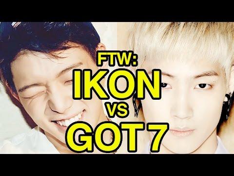 For The Win: iKON vs Got7