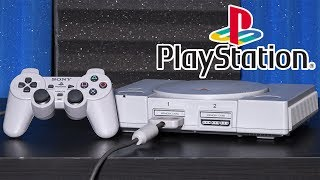 Sony PlayStation - Talk About Games -