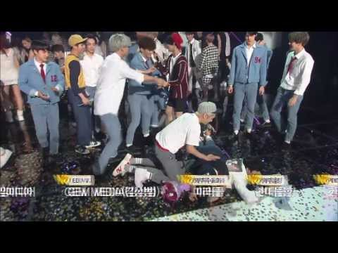 Shinee & EXO MOMENT! 2015