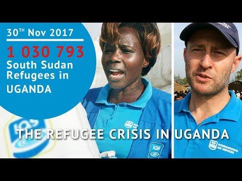 The Refugee Crisis in Uganda - James Mugisha - Andreas Zetterlund - Juliet Namukasa