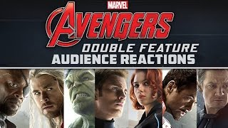 The Avengers Age Of Ultron {SPOILERS} : Audience Reactions | April 30, 2015