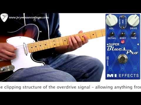 MI Effects Super Blues Pro