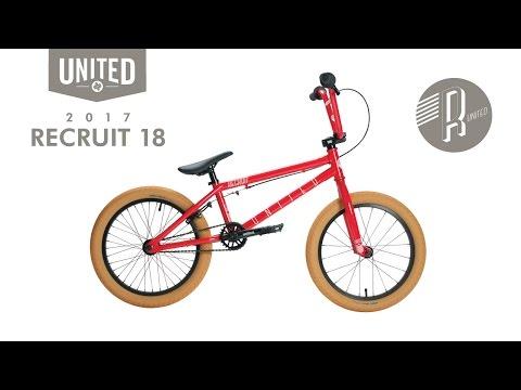 United BMX 2017 Recruit 18