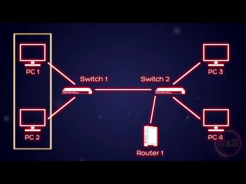 Configuring VLANs - Routing and Switching Fundamentals Part II tutorial