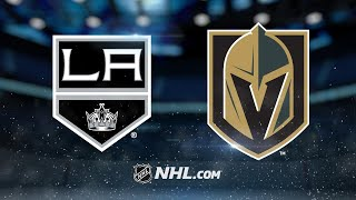Karlsson's two goals lead Golden Knights to 4-2 win
