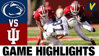 #8 Penn State vs Indiana Highlights   Week 8 2020 College Football Highlights