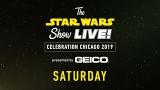 Star Wars Celebration Chicago 2019 Live Stream - Day 2 | The Star Wars Show LIVE!