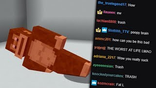 my stream caused me pain for 12 hours in minecraft