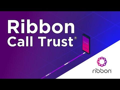 Ribbon Call Trust