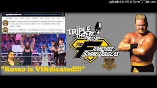 Shane Douglas Talks Why The WrestleMania RAW Tag Team Title Match Was Worse Than David Arquette