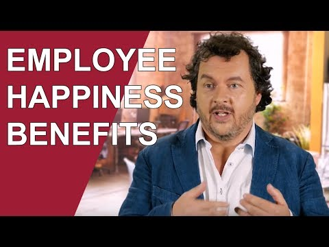 Learn how happy employees can benefit a firm's bottom line.