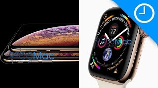Exclusive: first look at iPhone XS and Apple Watch Series 4