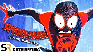 Spider-Man: Into The Spider-Verse Pitch Meeting