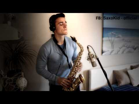 Dinka - On The beach feat. SaxoKid (sax cover)