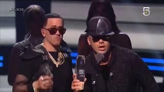 El Regreso de Wisin & Yandel @ Premio Lo Nuestro 2018 (feat. Daddy Yankee)