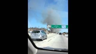Sylmar/San Fernando Valley fire