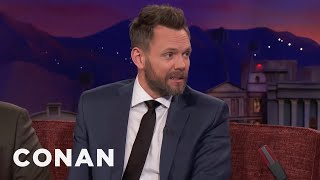 Joel McHale Loves Free Stuff  - CONAN on TBS
