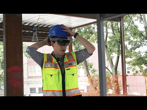 Augmented reality could help construction projects finish on time