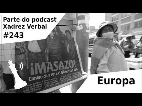 Europa - Xadrez Verbal Podcast