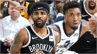 Brooklyn Nets vs Utah Jazz - Full Game Highlights | November 12, 2019 | 2019-20 NBA Season