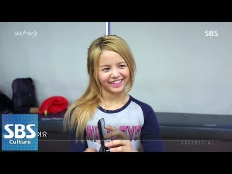 한국에서 꿈을 꾸는 태국 소녀 @SBS 스페셜 141207