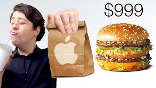 If Apple Took Over McDonald's