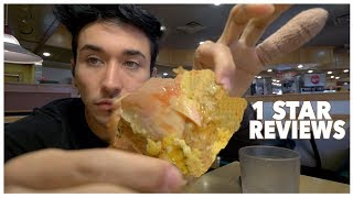 Eating At The Worst Reviewed Restaurant In My City (Los Angeles)
