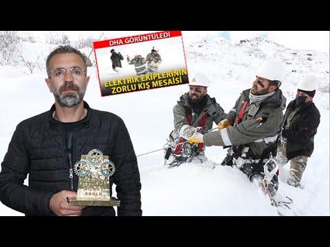 Rotary Kulübü'nün 'Meslekte Üstün Hizmet Ödülü', DHA Şırnak Muhabiri Küden'e