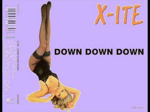 X-ite - Down Down Down (Laser Mix - Dj X)