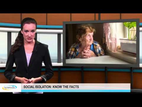 Social Isolation: know the facts