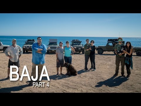 Baja Pt 4 - Day at the Beach