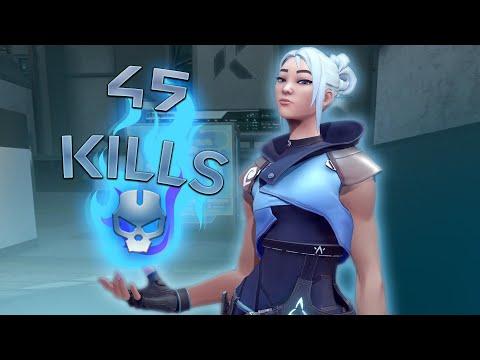 Valorant high kill gameplay highlights