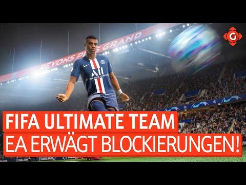 FIFA 21: Blockierungen von Ultimate Team? Cyberpunk 2077: Infos zum Preload! | GW-NEWS