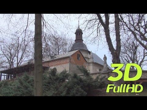[3DHD] Hermitage of Blessed Salome / Pustelnia Błogosławionej Salomei, Grodzisko, Poland / Polska
