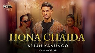 Hona Chaida – Arjun Kanungo Video HD