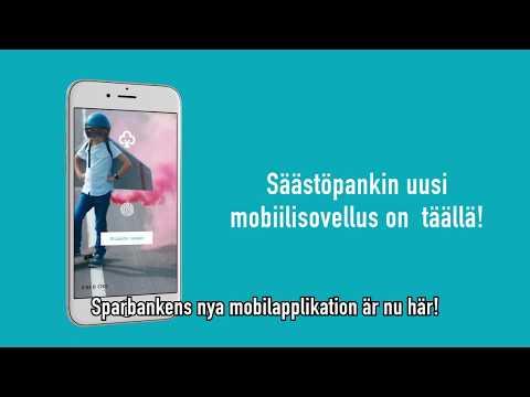 Sparbankens nya mobilapplikation är nu här