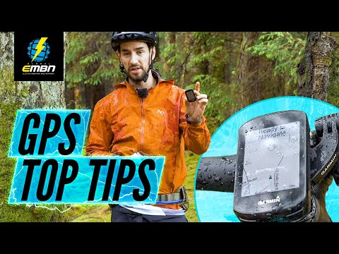 How To Get The Most From Your GPS | EMTB Navigation Tips
