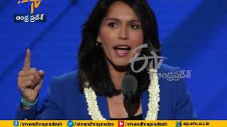 Seriously Considering Running for 2020 Presidency: Tulsi G..