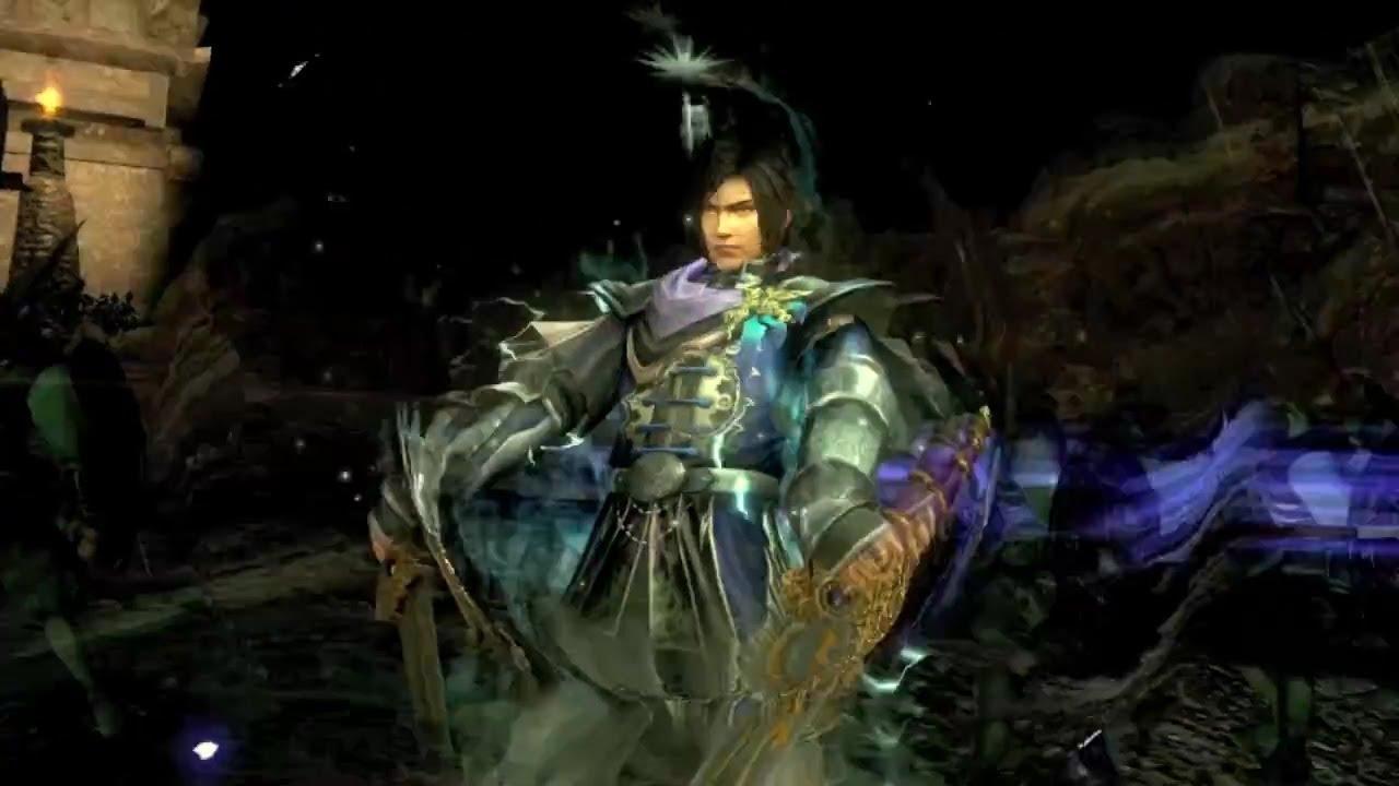 Image - Cao Cao PS3 Theme (DW8 DLC).jpg - The Koei Wiki ... |Cao Cao Dynasty Warriors 8