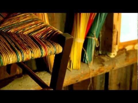 cannage rempaillage et tressage de chaise au quebec canada youtube. Black Bedroom Furniture Sets. Home Design Ideas