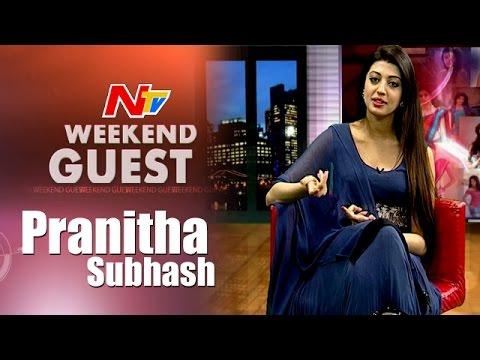 Actress Pranitha Exclusive Interview on Dynamite