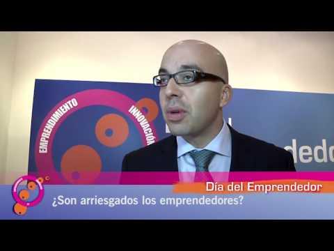Joan Riera en el Día del Emprendedor