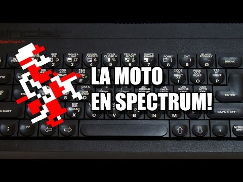ZX Spectrum TOP MOTORBIKE GAMES